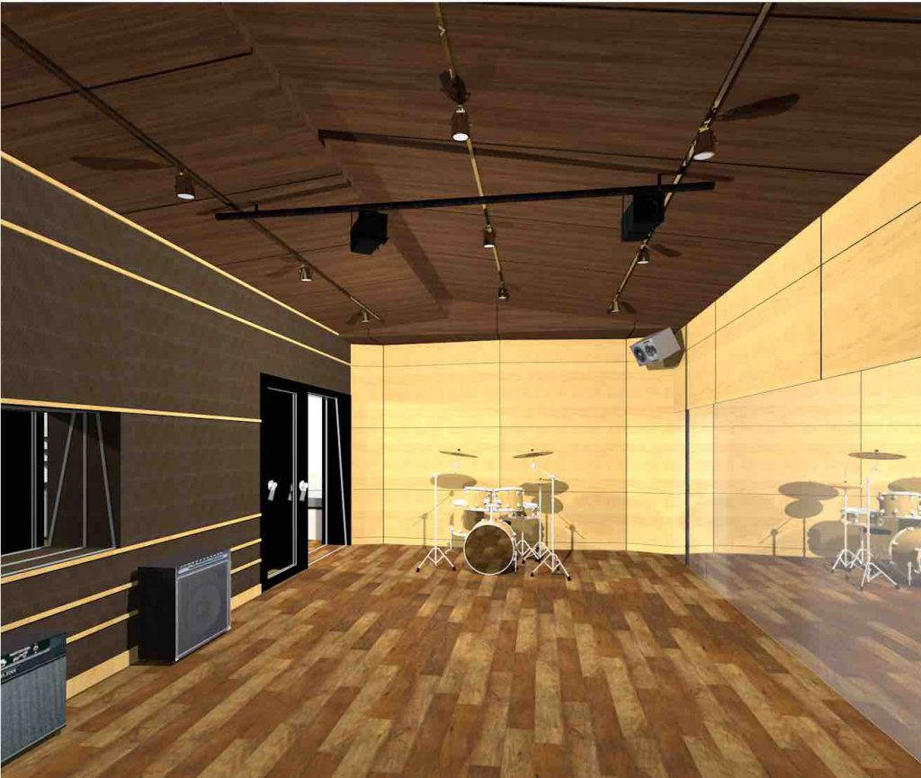 Studio.entrance